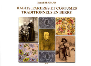 habits parure et costumes traditionnels en berry